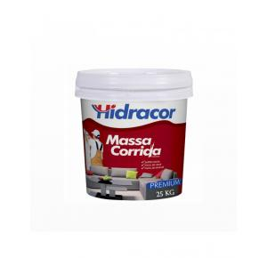Massa corrida PVA Hidracor 25kg