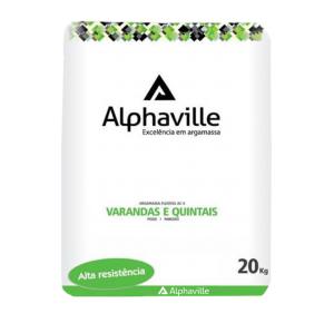 Argamassa Alphavile AC II