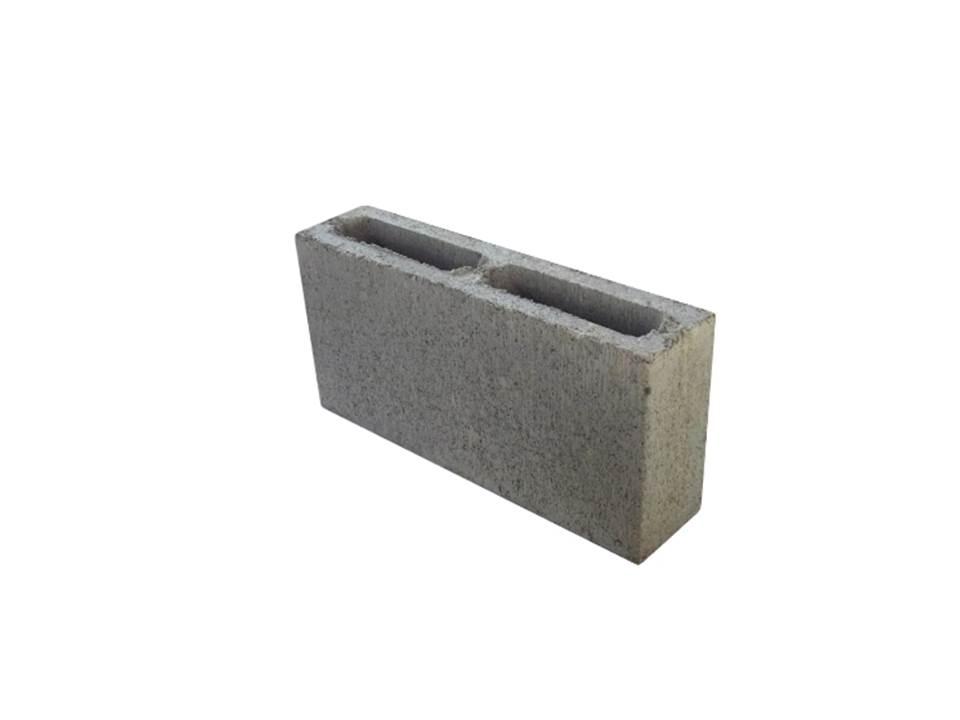 Bloco de Concreto 0,09 x 0,19 x 0,39 m