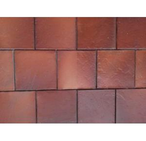 Revestimento Rústico Corrugado 20x20 Vermelho