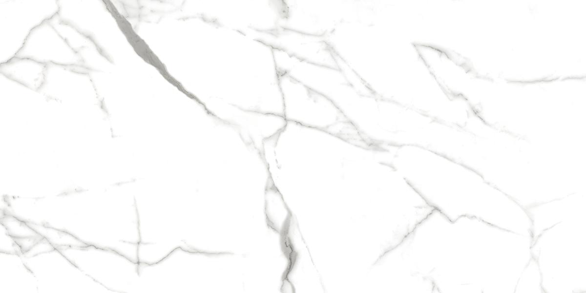 Porcelanato Carrara cristal (retificado) 1,06x0,55