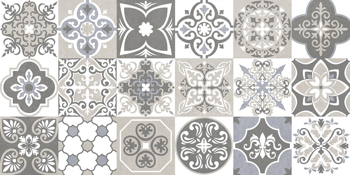 Porcelanato Copan decor (retificado) 1,06x0,55