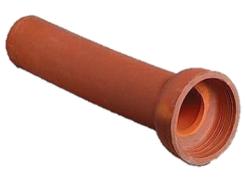 Manilha de barro diametro 150mm por 1 metro