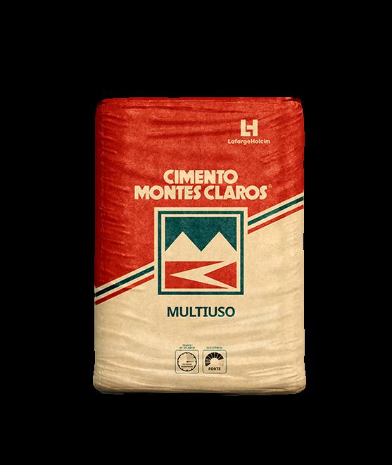 Cimento Montes Claros CP IV 50kg