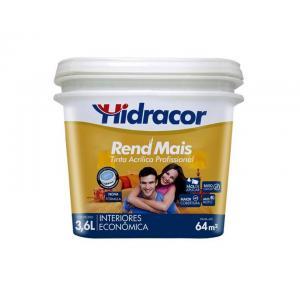 Tinta Rend Mais Amarelo vanila 3,6L