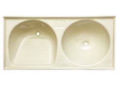 Tanque sintético duplo 1,20x60