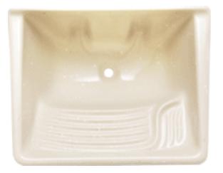 Tanque mármore sintético (bege) 1.10x0.55