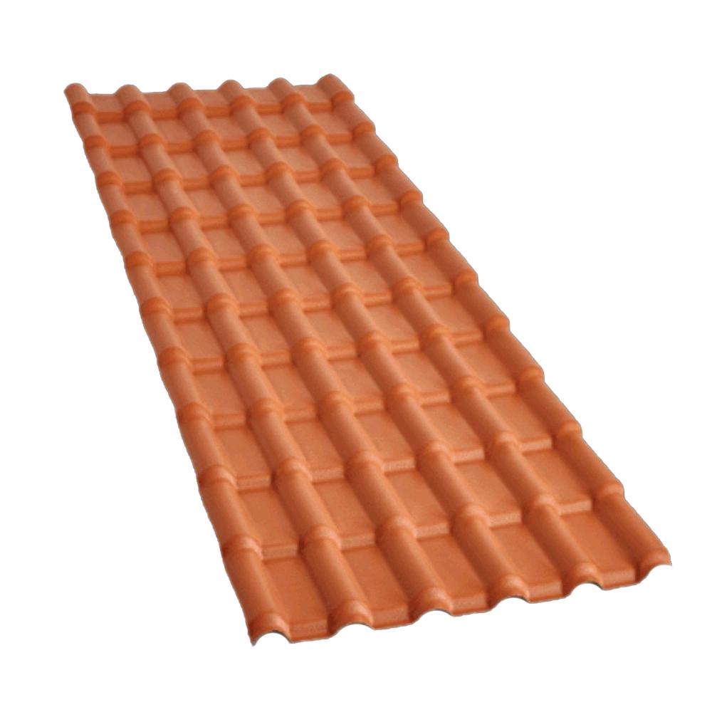 Telha PVC Precon 2,42x0,88 6 ondas