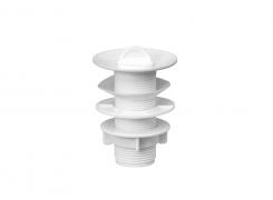 Válvula N8 p/ lavatório s/ ladrao s/ unho