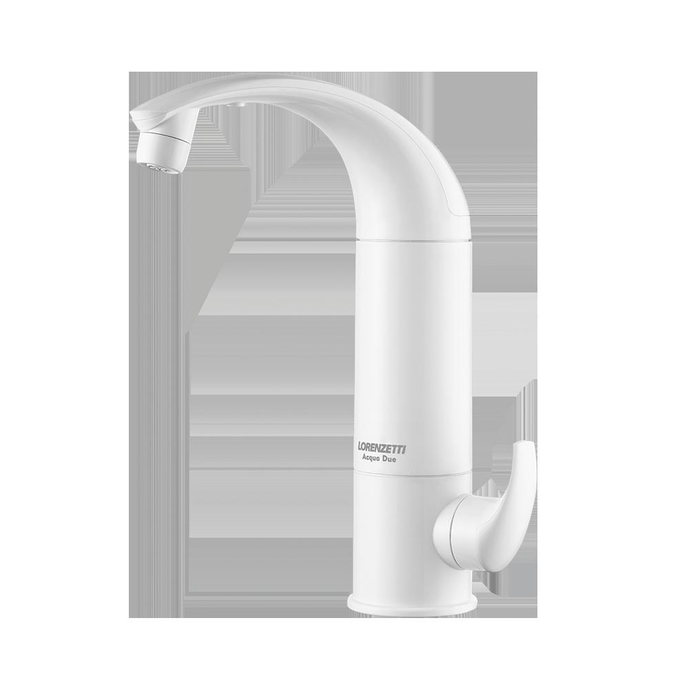 Purificador de água acqua due com torneira de mesa