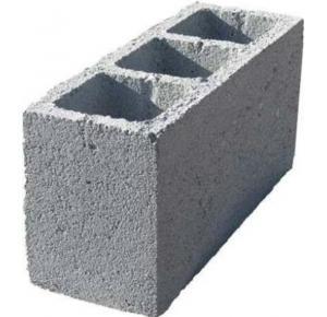 Bloco de Concreto 0,14 x 0,19 x 0,39 m