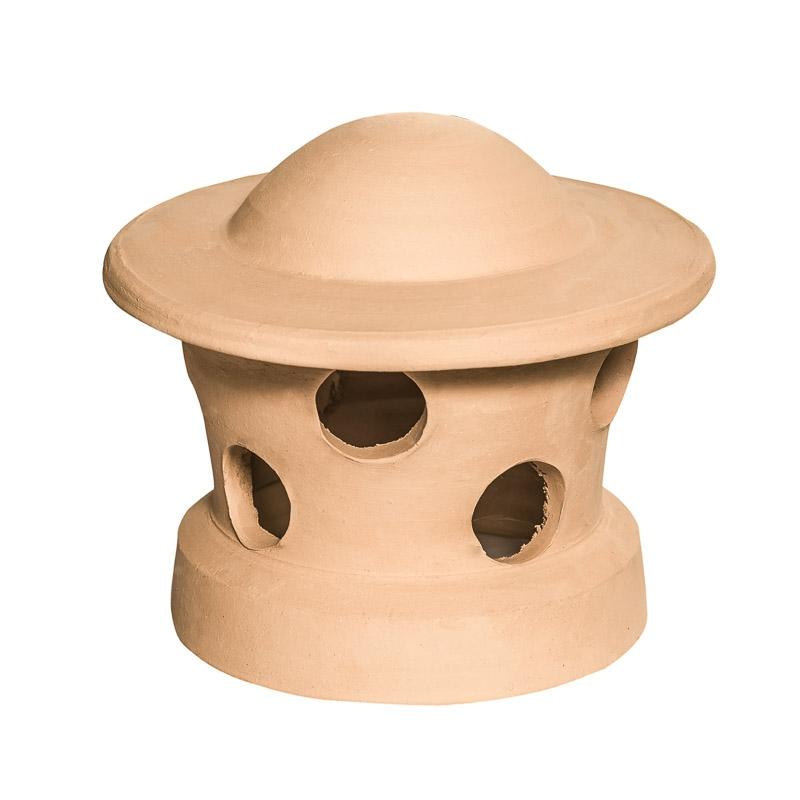 Chapéu de barro diametro 100mm