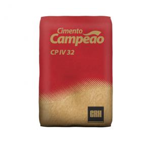 Cimento CP IV Campeão