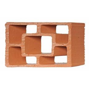 Elemento (Cobogó) Vazado Diagonal 25x18x8,5 cm