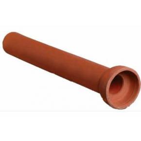 Manilha de barro diametro 100mm por 1 metro