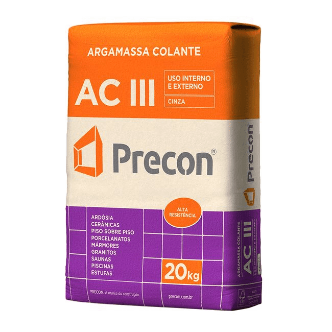 Argamassa AC3 Precon 20kg