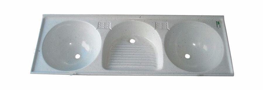 Tanque Sintético Triplo 1,45 x 0,51