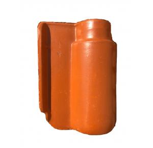 Telha americana com resina incolor (INCA)