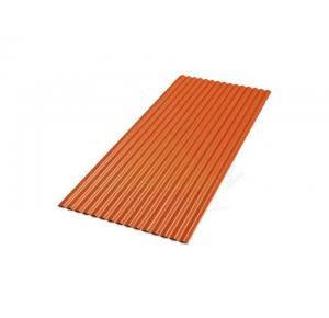 Telha PVC minionda da Precon 1,80 x 0,91m