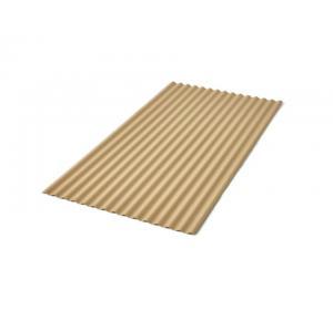 Telha PVC minionda da Precon 2,40 x 0,91m