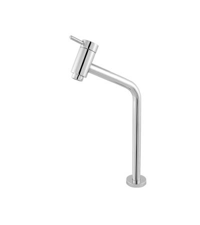 Torneira Elegance (lavatório ou cozinha bancada/45º/média)