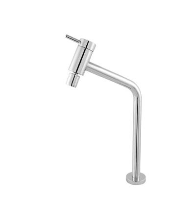 Torneira Elegance (lavatório ou cozinha bancada/45º/alta)