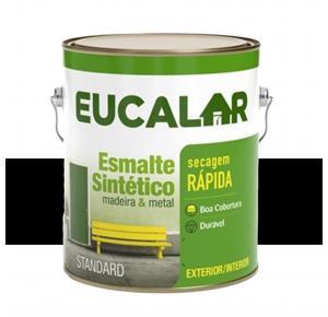 Tinta Esmalte Eucalar 3,6 litros
