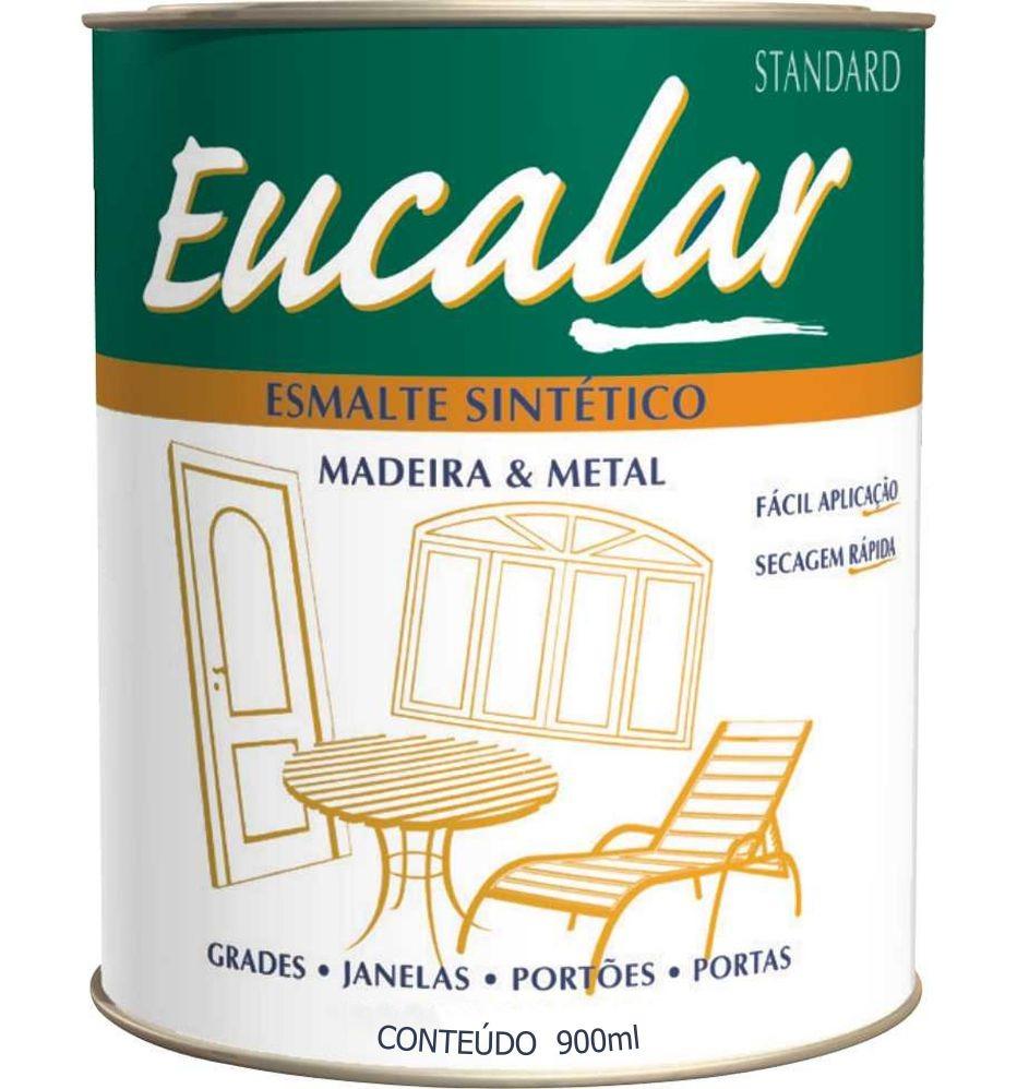 Tinta Esmalte Eucalar  900 ml