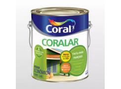 Tinta Latex Coralar 3,6 litros